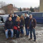 The Krakow crew.