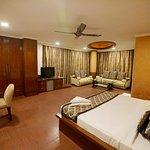 Spacious Luxury Suite