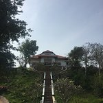 The Bao Dai King's Villa Museum right at Hill top!