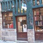 Librairie aux grimoires ;)
