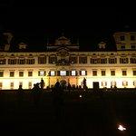 Schloss Eggenberg Vorderansicht