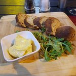 House made garlic bread