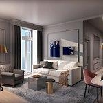 Villa Odak Executive Suite Sea View & Balcony