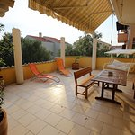 Family Apartment with Sea view & Huge Terrace (Terrace)