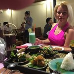 The best restaurant I have ever tried in Cambodia.... the waiter r very friendly.... the dishes