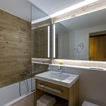 Room with bath