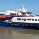 Great stop for your ferry from Kuala Kedah to Langkawi