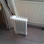 The big radiator was workign very poorly and the smaller one...well it was too small to work pro