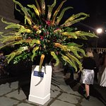 Flower Arrangement at the Summer Solstice Party 2015