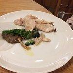 John Dorey fish dish