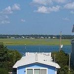 Waterway/Marsh view from walkway
