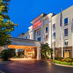 Hampton Inn & Suites Clinton Foto