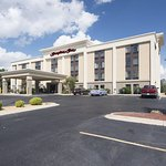 Foto de Hampton Inn Hot Springs