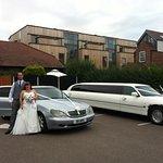 Wedding at Welbeck hall