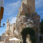 Restos de la Torre del castillo de Zuheros