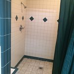 Bathrooms & Shower facility for campground and pool area