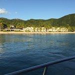 Foto Carlisle Bay Antigua