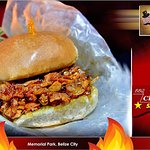 Try Our EPIC BBQ Chicken or Pork Sandwich filled with taste!