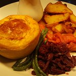 Some new meals at the manvers