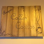Looking for a place to relax and use WIFI..Come try out our Coffee Corner!