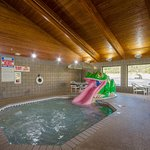 Pool Frong Slide