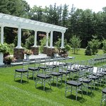 Exterior Feature-Wedding Garden on Hotel property