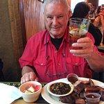 Good Kansas beef and craft beer 🍻.