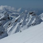 The Pinnacles, Whakapapa Ski Area, Mt Ruapehu, New Zealand