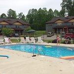 Foto de Salt Creek Golf Retreat / Overlook Lodge