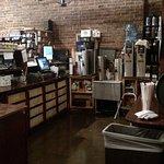 Coffee Take out bar