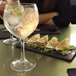 Gin e Gyosas