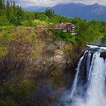 Spectacular Snoqualmie Falls