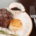 Delectable Steak