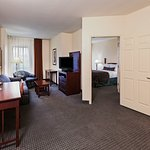 Wheelchair Accessible One Bedroom Suite
