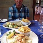 Photo de George's Paragon Seafood Restaurant Mt. Tamborine