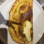 Chausson savoyard à la margueria  Meilleur pizza de la vallée de la Roya