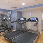 Make time for an energizing workout during your stay