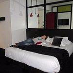 Huge very comfortable bed