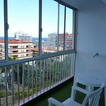 Enclosed balcony