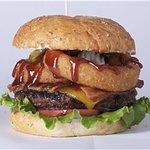 Western BBQ Bacon Burger