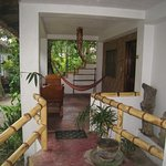 Bamboo Bungalow Rest Houses Foto