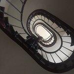 Nos encantó la escalera!