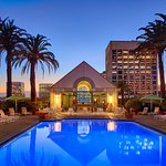 Fairmont San Jose Pool | Downtown San Jose Hotel | San Jose Hotel