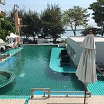 Asia Cha-am Hotel Foto