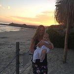 Amazing sunset & surf La Quinta Del Sol