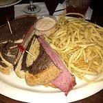 Morton's Cedarburg - Corner Bar Supper Club - Reuben