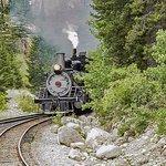 Georgetown Loop Railroad looks like the train on Petty Coat Junctions