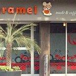 Caramel snacks&Coffee