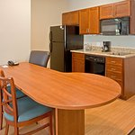 One Bedroom Suite Upgrade Kitchenette