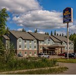 Foto de BEST WESTERN PLUS Chena River Lodge